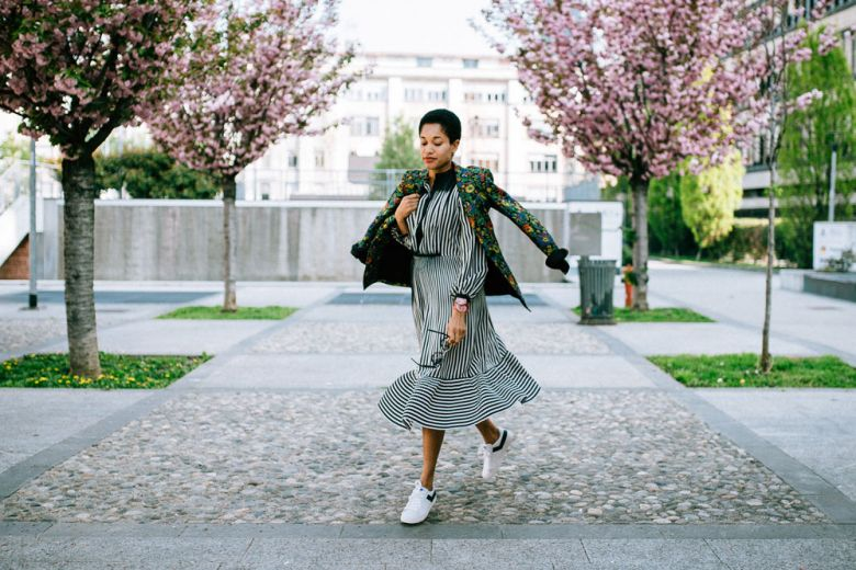 Tamu McPherson e Swatch: stile e dinamicità