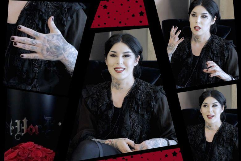 Kat Von D Beauty: la video intervista esclusiva a Kat per Grazia.it