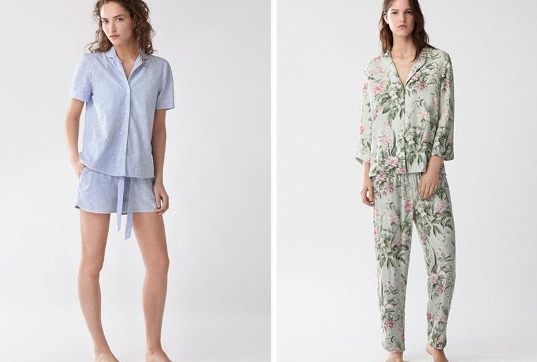 Oysho: i pigiami più belli con cui sognare questa primavera
