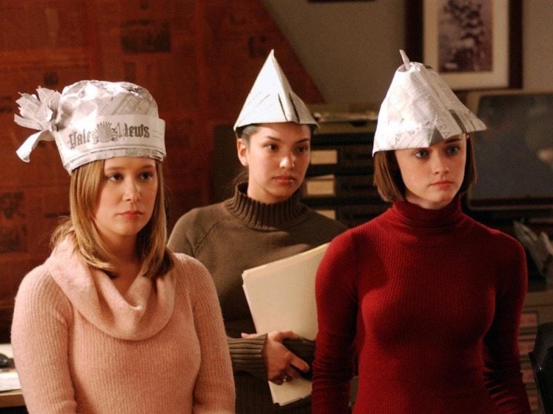 Gilmore Girls TV Series starring Liza Weil as Paris Geller – dvdbash
