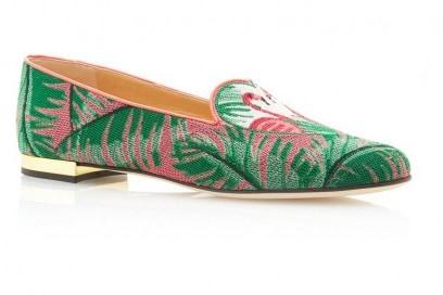 scarpe fenicottero
