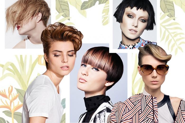 Tagli capelli corti: i più belli dai saloni per la Primavera-Estate 2017