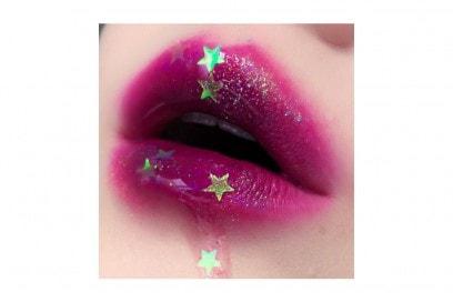 trucchi labbra glitter per la stagione dei festival (3)