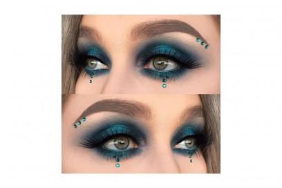 trucchi occhi glitter per la stagione dei festival (4)