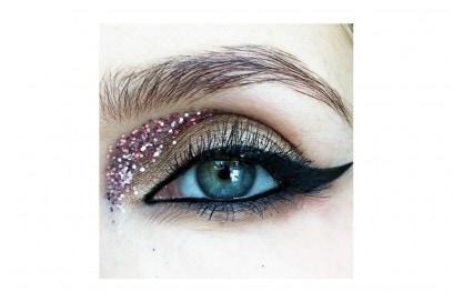 trucchi occhi glitter per la stagione dei festival (7)