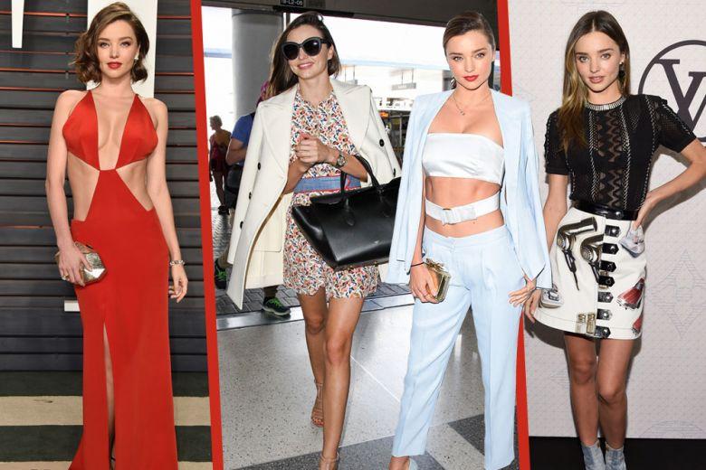 Miranda Kerr: i look più belli tra red carpet e street style