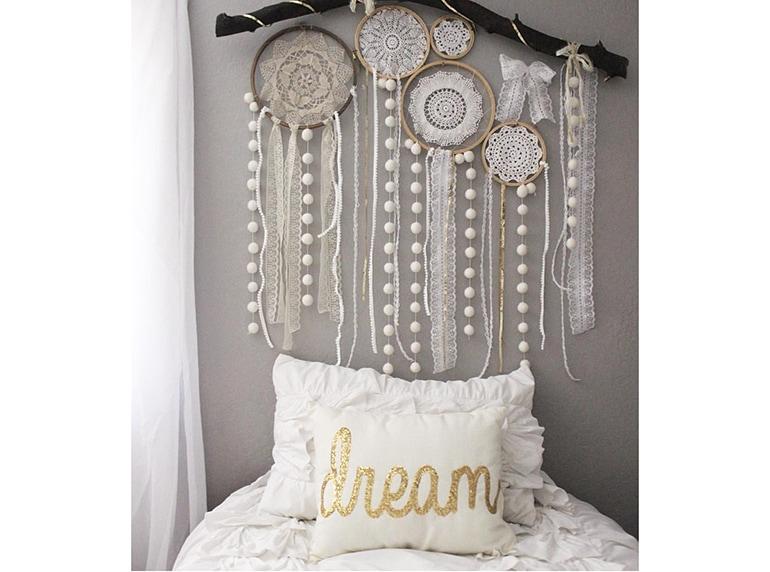 8-Come-decorare-le-pareti-della-camera-da-letto - Foto - Grazia.it