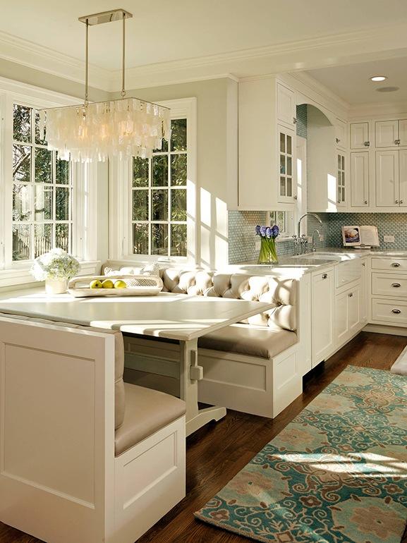 Come arredare la cucina in stile americano grazia - Mobili stile americano ...