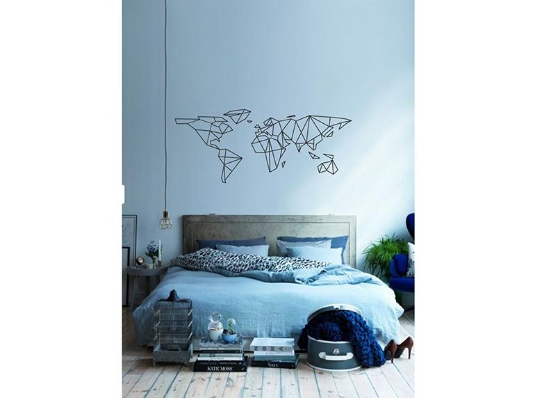 Semplici Modi Per Decorare Pareti Casa : Modi per decorare le pareti della camera da letto