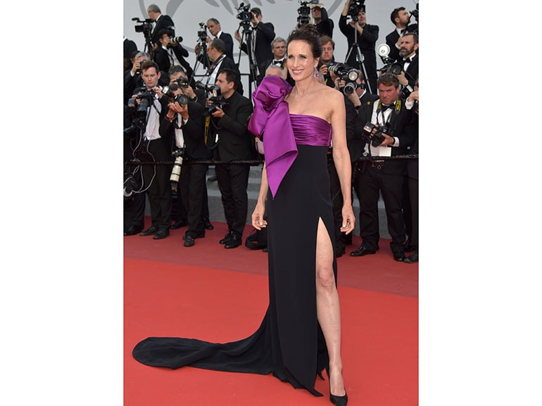 Andie-MacDowell-cannes-day4