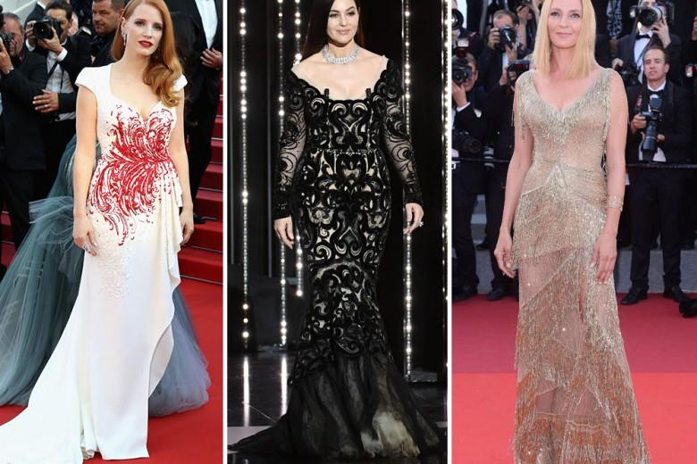 Cannes 2017: gli abiti delle star sul red carpet