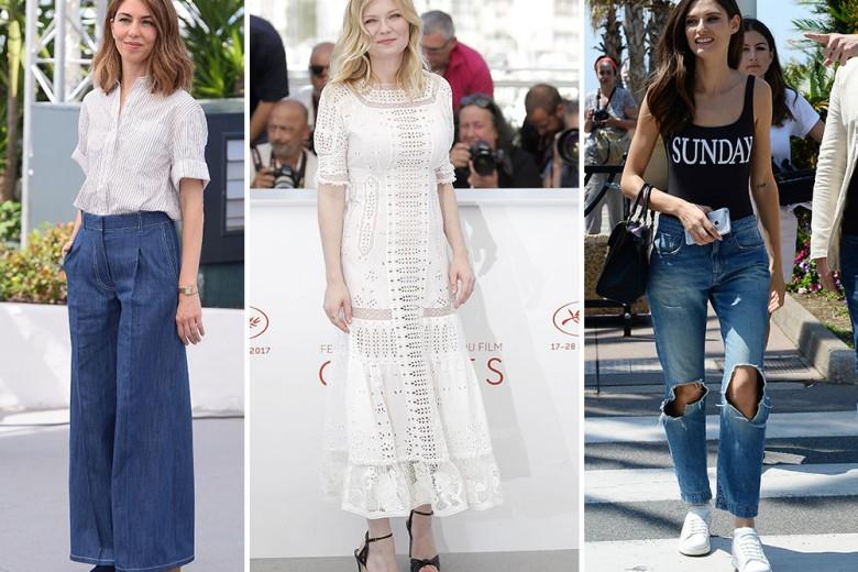 Cannes 2017: come si vestono le star fuori dal red carpet