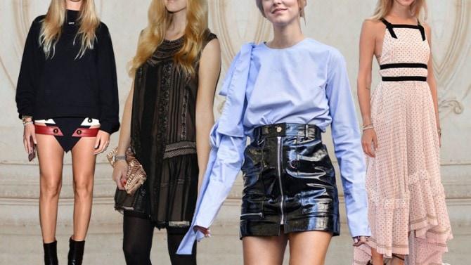stile unico davvero economico l'ultimo Chiara Ferragni: l'evoluzione dei suoi outfit