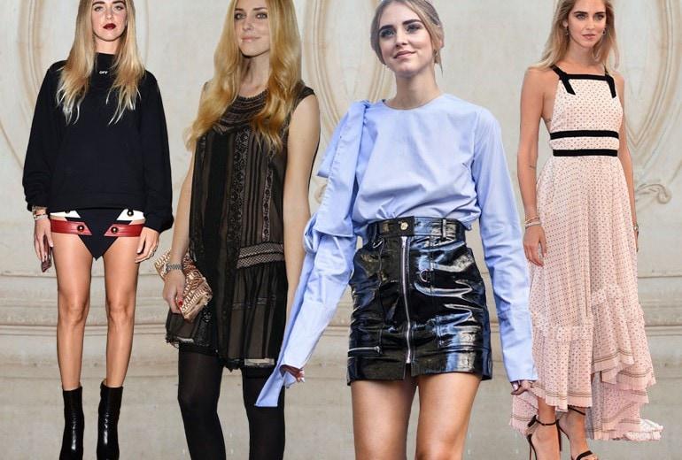 Buon compleanno Chiara Ferragni: 30 anni e tanti cambi di look