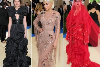 MET Gala 2017: tutti gli abiti delle star