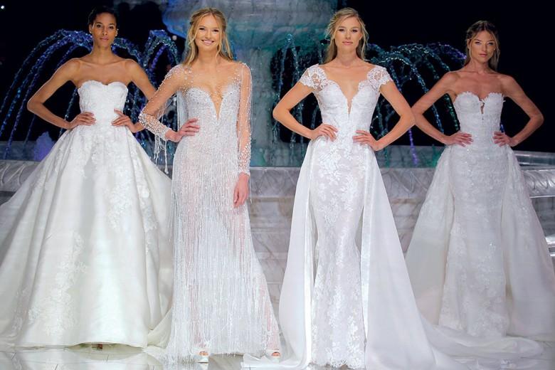 Pronovias: gli abiti da sposa per il 2018