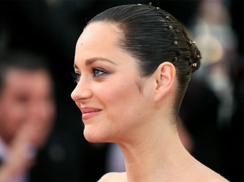 Cannes-2015-trucco-e-capelli-Marion-Cotillard