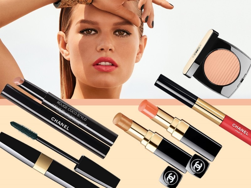 Chanel2 make up estate 2017