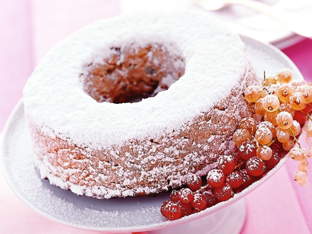 Ciambella senza uova alla frutta secca (2)