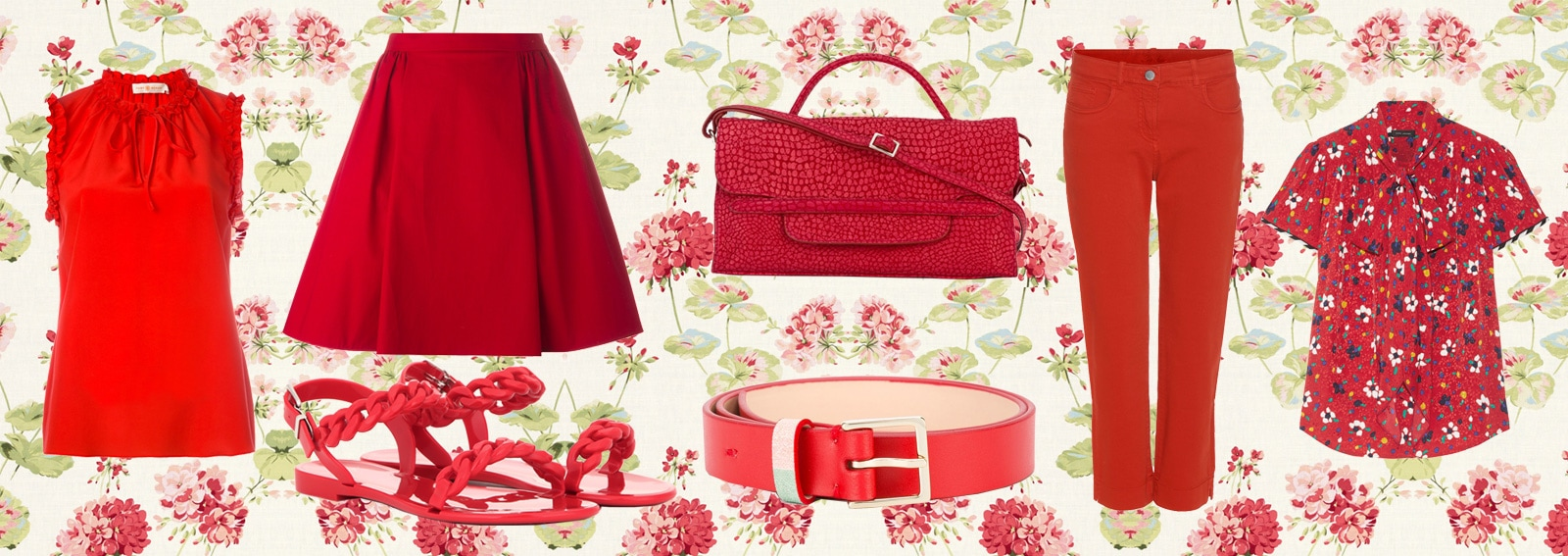 Rosso d'estate: i must have