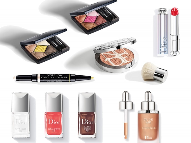 DIOR make up estate 2017