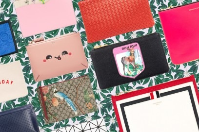 """Pouch bag"": le pochette piatte, must have dell'estate"