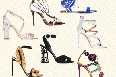 L'accessorio prezioso per l'estate: i sandali gioiello