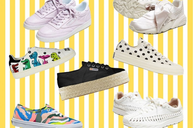 10 sneakers per l'estate 2017