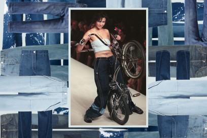 Trend oversize: i jeans larghi sono di tendenza