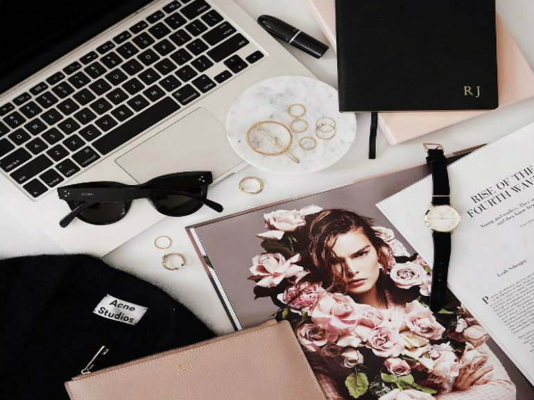 Flat lays gallery