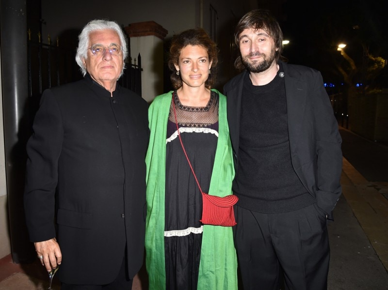 Germano-Celant,-Prada-cannes-Ginevra-Elkann-and-Francesco-Vezzoli