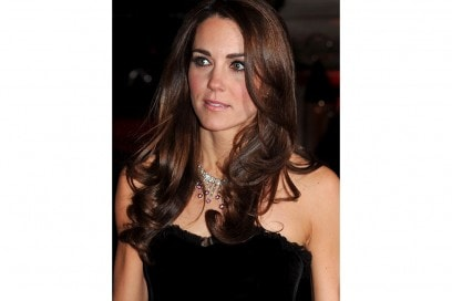 Kate Middleton capelli