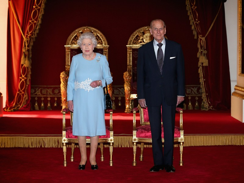 The Queen And Prince Phillip Award The Queen's Anniversary Prizes