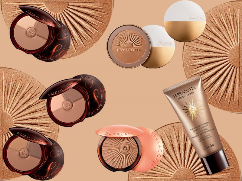 Guerlain make up estate 2017