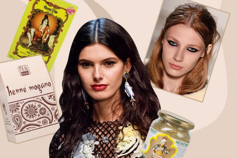 Henné per capelli: che cos'è, come si usa e come si sceglie