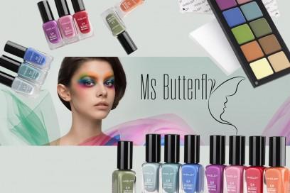 Inglot ms butterfly