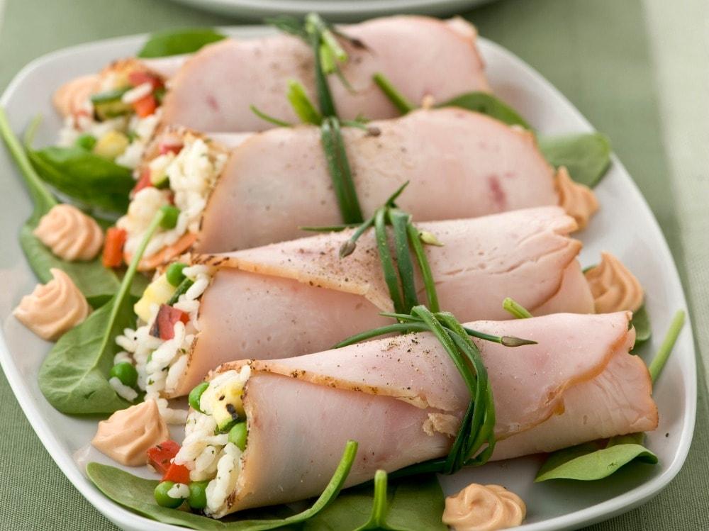 Involtini freddi di insalata di riso (2)