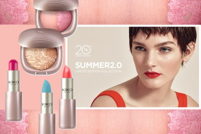 Kiko summer 2.0 make up estate 2017