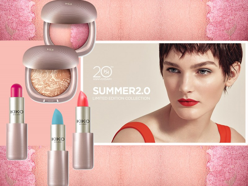 Kiko summer 2.0 make up estate 2017