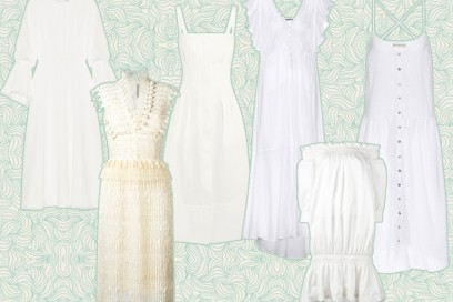 10 vestiti bianchi per l'estate