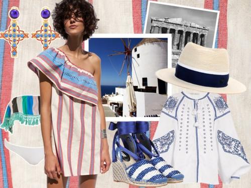 La meta delle vostre vacanze è la Grecia  Ecco i pezzi indispensabili da  mettere in valigia cd076de8b1c