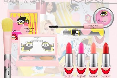 Mac steve & joni make up estate 2017