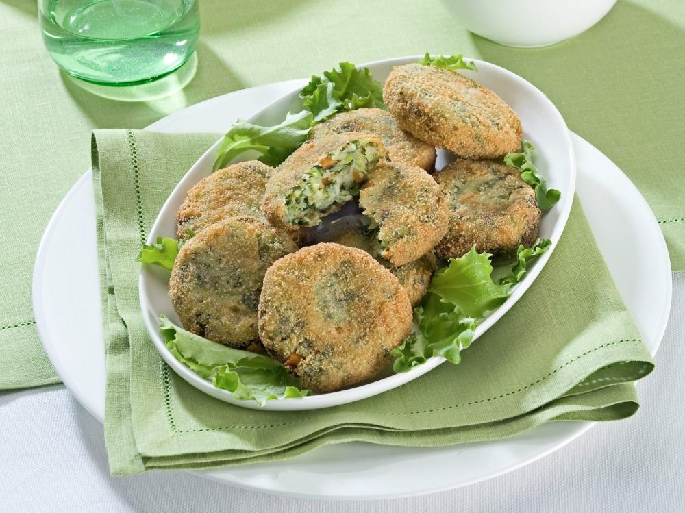 Polpette di zucchine patate e spinaci (2)