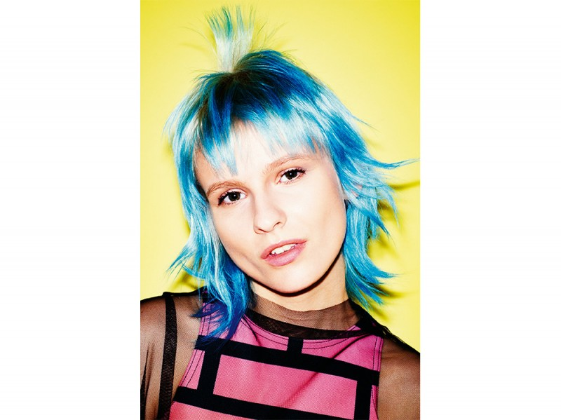 Schwarzkopf Professional (2) colore capelli saloni primavera estate 2017