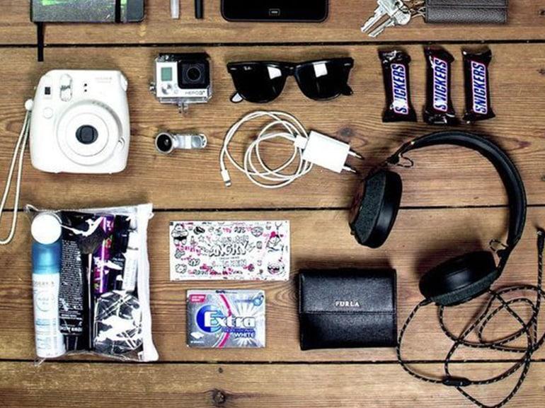 accessori bagaglio mano
