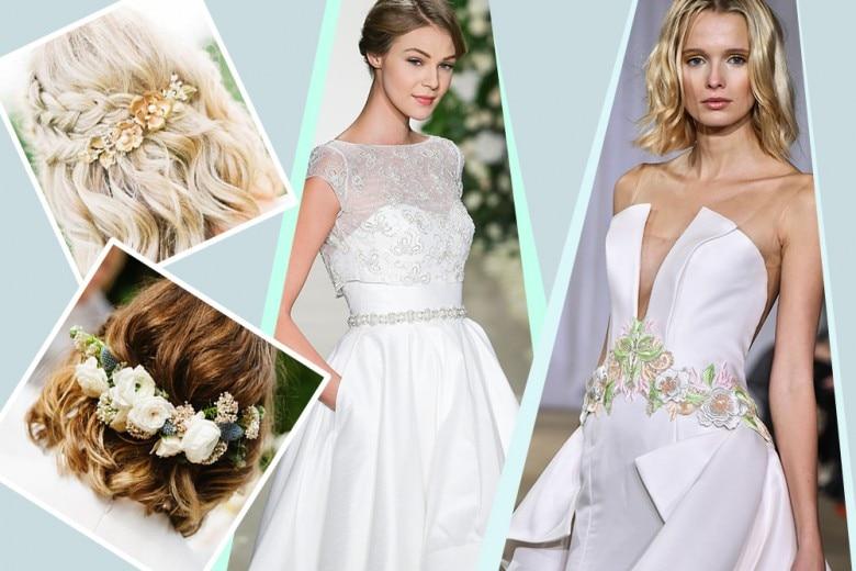 Acconciature sposa per capelli corti: le idee più belle da copiare