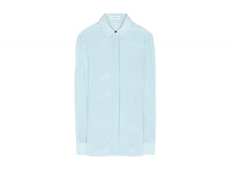 altuzarra-camicia-gingham