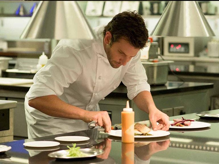 bradley cooper chef
