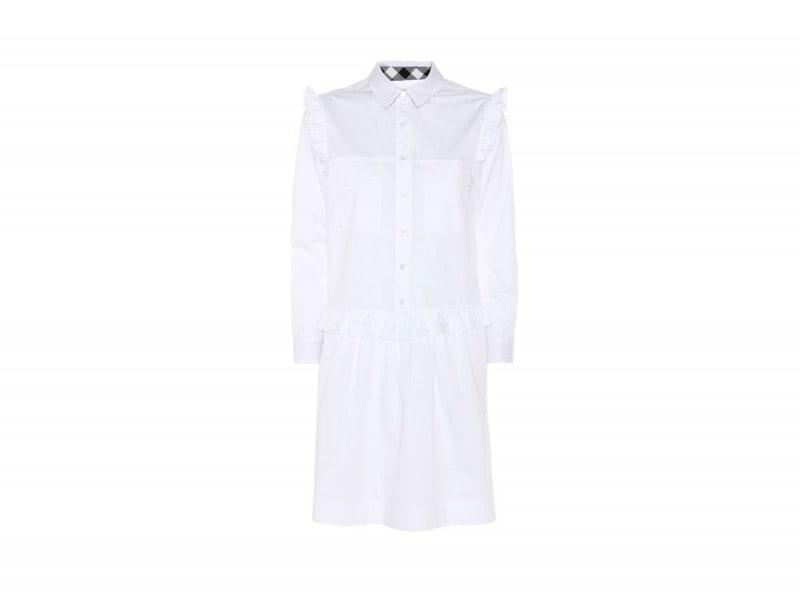burberry-abito-bianco-cotone