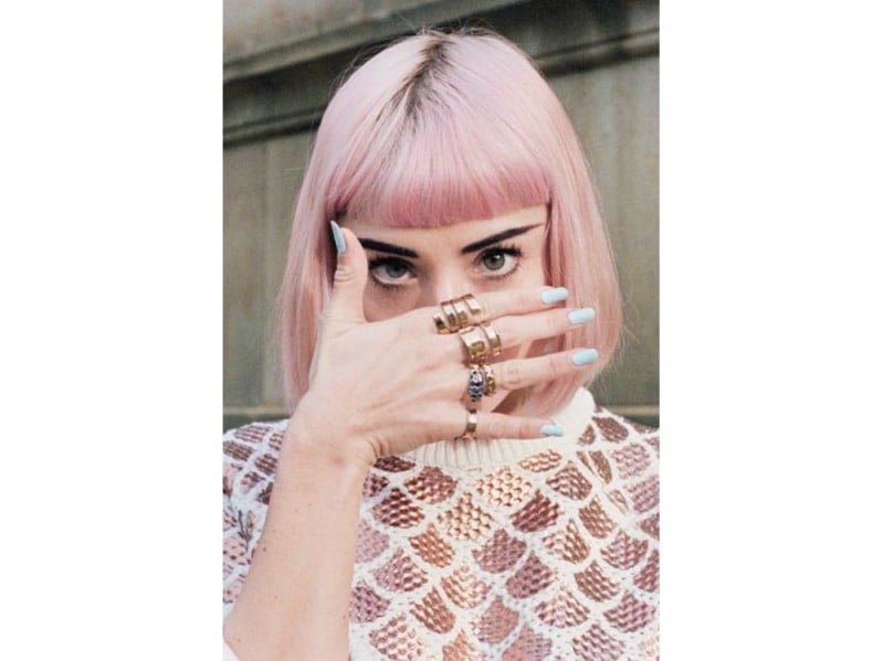 capelli rosa millennial pink (12)